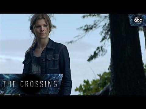 Hannah and Roy Meet - The Crossing Season 1 Episode 1