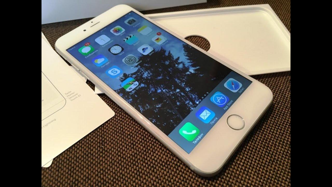 Видео обзор смартфона Apple iPhone 5S - YouTube