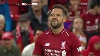 Liverpool vs Torino 3 1 Tous les buts