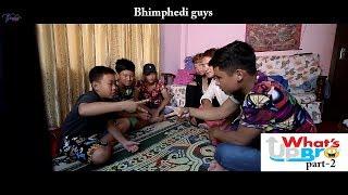 What's up bro 2 / Nepali Comedy Short Movie 2017 / Bhimphedi Guys / Dashain Special