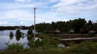 Дорога из Кампота в Сиануквиль