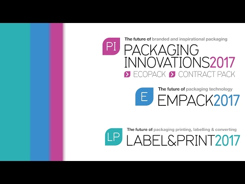 Packaging Innovations 2017 | Preview video