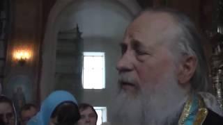 Только таким способом человек становится православным.