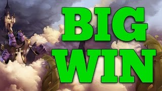 ★ BIG WIN ★ Jack And The Beanstalk (Harps And Retriggers)