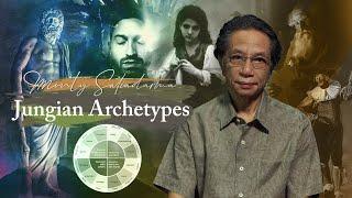 """Jungian Archetypes"" Monty Satiadarma   S2 E4"