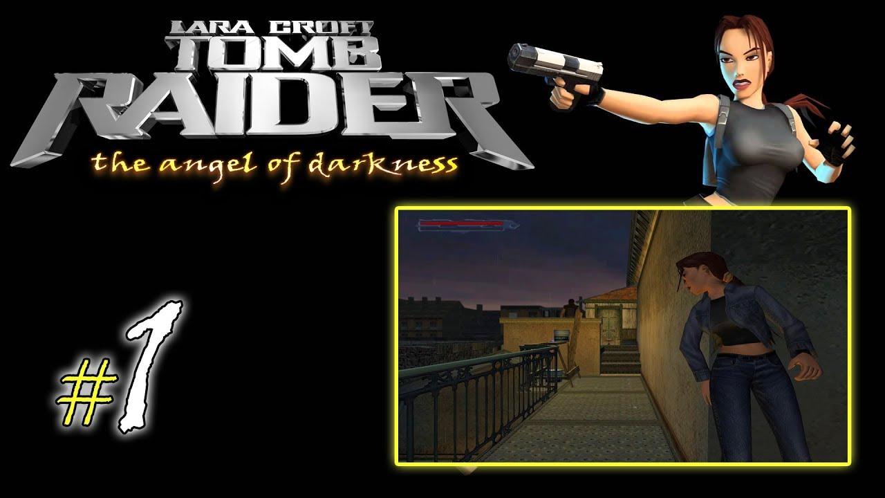 "Let's Play: Tomb Raider VI: AoD odc. 1 – Parisian Back Streets [1/1] – ""Mroczna Lara"""