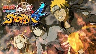 АНОНС СТРИМА Naruto Shippuden: Ultimate Ninja Storm 4