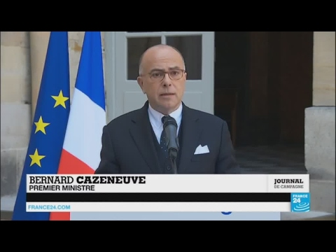 Marine Le Pen, François Fillon et Emmanuel Macron annulent leurs déplacements après l'attaque ...