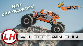 Discover LiteHawk LIL' TOM | All Purpose Mini Off-Roader!