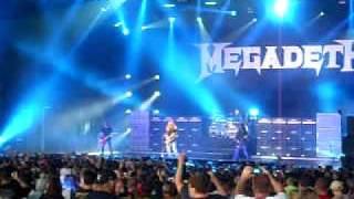 Megadeth - Trust (Mayhem Festival 2011: Camden, NJ)