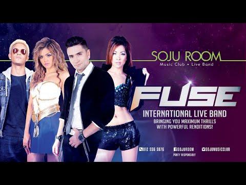 "FUSE Band ""live"" @ SOJU KL, Malaysia"