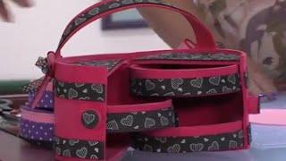 Como hacer un Cofre para Joyero en Foamy - Hogar Tv  por Juan Gonzalo Angel
