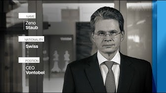 """Vontobel CEO: """"You have to have a controlled amount of paranoia"""""""