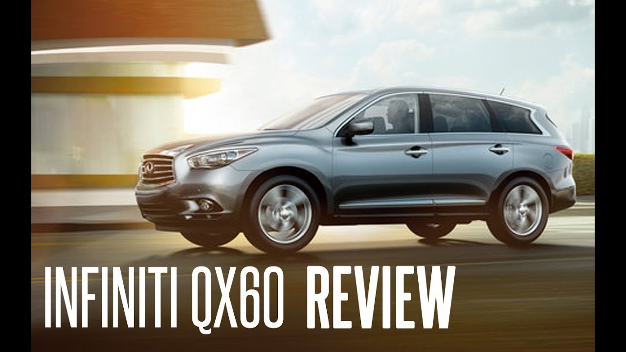 Infiniti Qx60 2017 Review