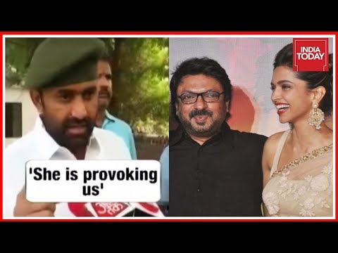 5ive Live : Thakur Leader Announces Rs 5 Cr Bounty For Deepika And Bhansali's Head