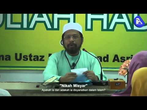 Apakah itu Nikah Misyar dan adakah ia disyariatkan dalam Islam?