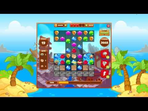 Сокровища пиратов 3461 уровень