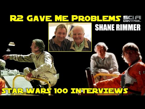 Star Wars 100 s: SHANE RIMMER & that troublesome R2 unit