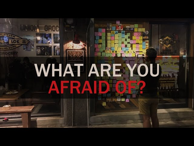 What Are You Afraid Of? | Taiwan Insider | Oct. 31, 2019 | RTI