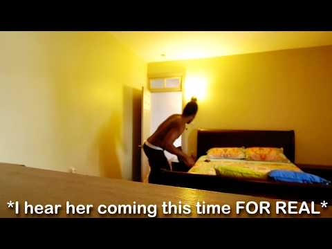 WOMAN CAUGHT MASTURBATING funny video / MULHER pega se masturbando from YouTube · Duration:  1 minutes 35 seconds