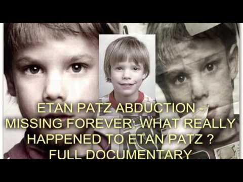 Justice finally for Etan Patz (missing boy from 1979)