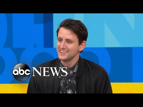 'Silicon Valley' Actor Zach Woods Reveals His Celeb Crush