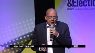Carlos Souto, en los Spin Doctors 2015.