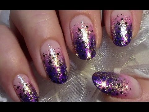 Simple glitter gradient nail art design easy ombre summer party simple glitter gradient nail art design easy ombre summer party nails prinsesfo Gallery
