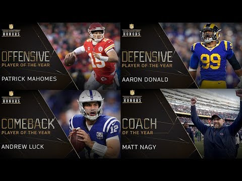 Offensive, Defensive, Comeback Player & Coach of the Year! | 2019 NFL Honors