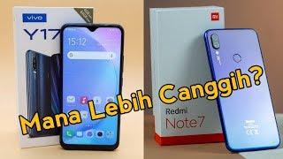 Vivo Y12 vs Xiaomi redmi note 8 | SpeedTest and Camera comparison.