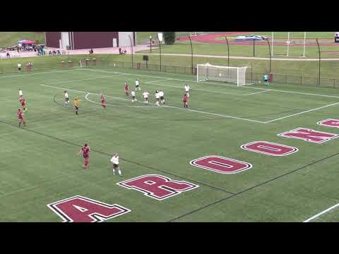 Women's Soccer vs. Brockport