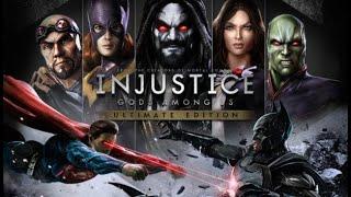 Injustice Gods Among Us Story Mode
