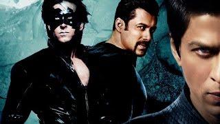 PROTECTORS (Indian Superheroes) Fan Trailer - Krrish, G.One, Drona, Chititi, Mr. X, Devil