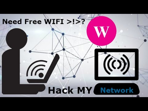How to check if your wifi has been hacked, without access to the wifi  setting page