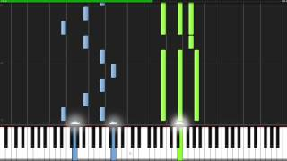 Apotheosis - Journey [Piano Tutorial] (Synthesia)