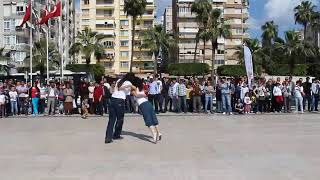 Nisan'da Adana'da Tango - Ali Kemal & Figen