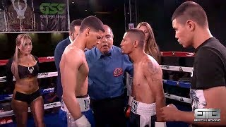 BEST IN BOXING - MARCOS FORESTAL VS. DANIEL VEGA - FULL FIGHT CARD