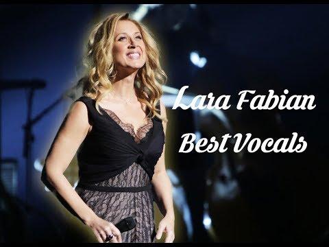 Lara Fabian's Best Vocals (G4-G5) | Updated Belting Range