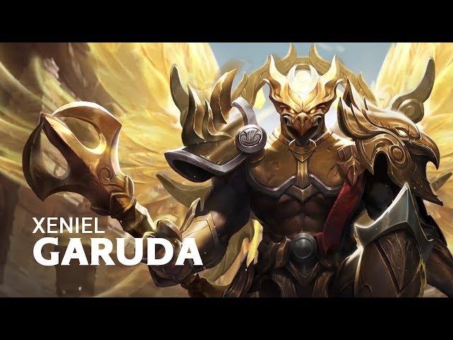 GARUDA XENIEL Gameplay Trailer