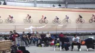 Pan Am 2015 Milton Velodrome