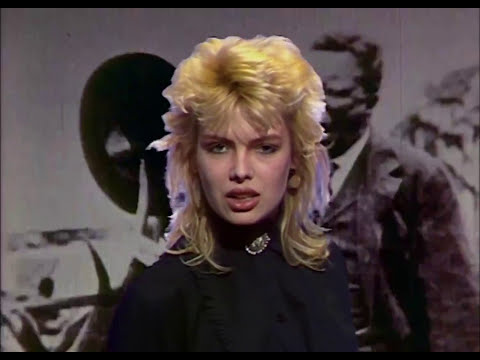 Kim Wilde  Kids in America   Countdown 1981