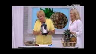 Диетолог Лидия Ионова о ананасе