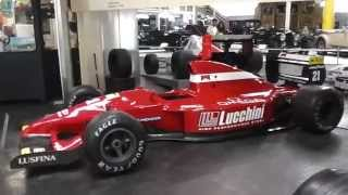 BMS Dallara 192 - Formula One car from 1992