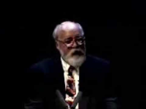 Daniel Dennett - Evolution of Language and Music