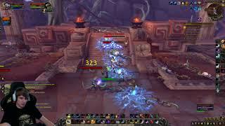 PIERWSZE NASZ PVP W DODATKU - World of Warcraft: Battle for Azeroth