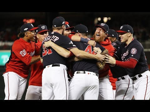 None - The Washington Nationals are Headed to the World Series