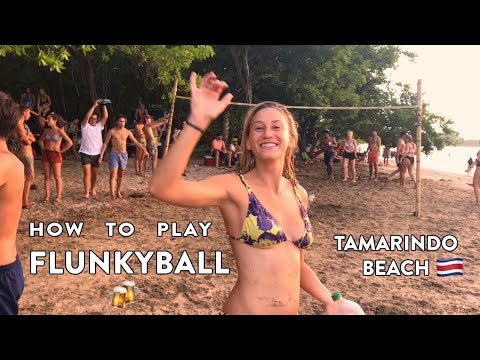 Flunkyball Highlights | Tamarindo Beach - Costa Rica | Dreamsea Surf Camp