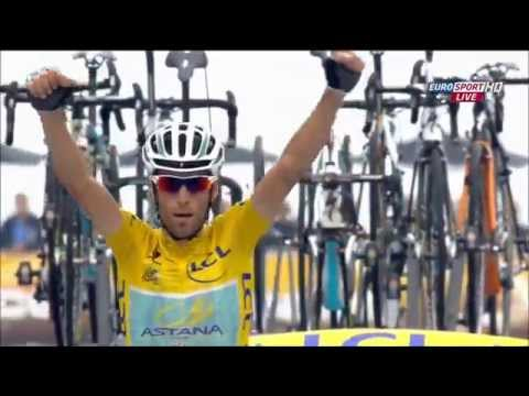 Tour de France 2014 Hautacam Nibali ATTACK HD