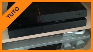 【TUTO】Que faire si la  Led orange de la PS4 clignote