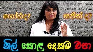 ජපන් නෝනගේ සුපිරිම කතාව | Gotabhaya or Sajith? | Sri Lankan Presidential Election 2020